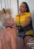 Molly Yellow dominating old slave